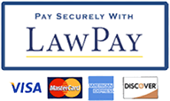 Pay Securely with Law Pay - Visa Mastercard Discover American Express